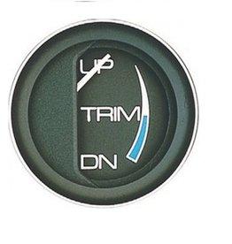 Faria Trim meter Mercury/Mercruiser OMC Cobra Volvo SX