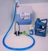 Inboard motor winterklaar maken Flush Kit Incl Fogging oil en 5L koelvloeistof