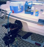 Preparing the Inboard Engine for Winter Flush Kit including Fuel Stabilizer and 10L Coolant