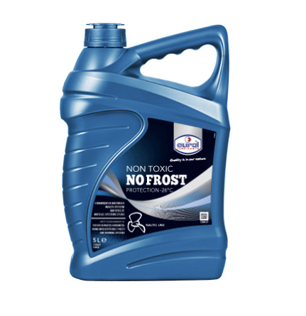 Eurol 5 Liter: Eurol Nautic non toxic, drinking water pipe coolant up to Antivries -26 ° Biodegradable