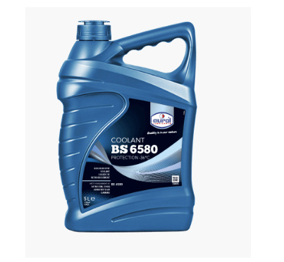 5 Liter: Eurol Coolant Koelvloeistof BS 6580 -26