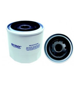 RecMar Mercury Mariner Oil Filter 75 to 115 HP (35-877761Q01, 35-877761K01)
