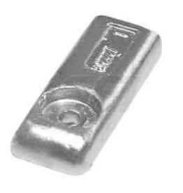 Martyr Verado V6 zinc & aluminum (893404)
