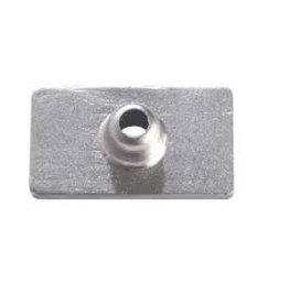 Tecnoseal Mercury zinc anode 4.5 - 9 HP 85824