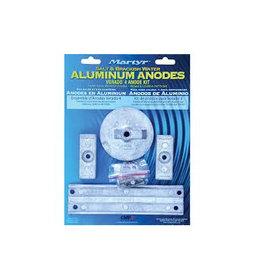 Anode kit Verado 4cil aluminium & magnesium