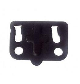 (38) Yamaha Plate push rod F4A/MSHA-C/AMH/MLHB-S/MH/MLHE (2002-09) 68D-E2155-00