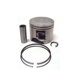 Yamaha Piston kit (0.50MM o/s) 100A/AETO - 100TLR - 115AEL/B/BETO/BE-TR/C/CEO/CETO C115TLR - 130B/BETO - 130TLR/TLRZ - 140A - 140B 6R5-11636-11