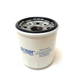 RecMar Yamaha / Mercury / Tohatsu / Honda / Selva / Parsun Oil Filter 9.9 to 115 HP (5GH-13440-00, 15400-PFB-007)
