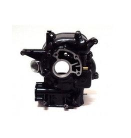(1) Yamaha Crank case F4A/MSHAC/AMH/MLHB-S/MH/MLHE (2002-09)  68D-E1311-02-15, 68D-E1311-02-1S