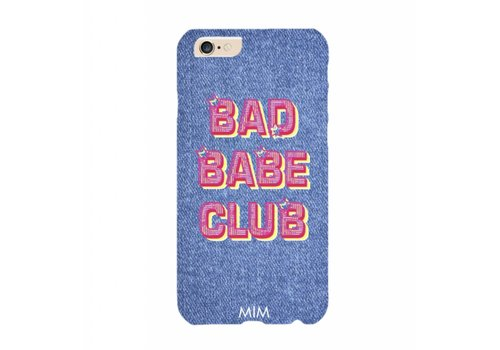 MIM BAD BABE CLUB - MIM HARDCASE (last chance to buy)
