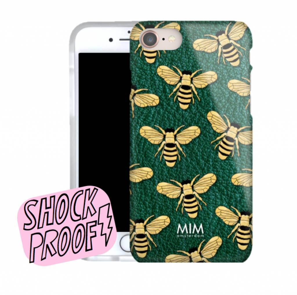 HONEY BEES - MIM BUMPER CASE (shockproof)