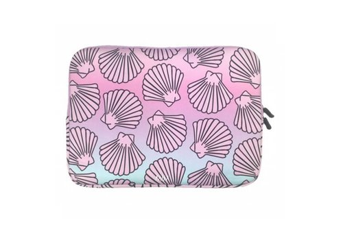 MERMAID SHELL - MIM LAPTOP SLEEVE (last chance to buy)