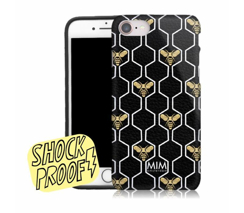 BLACK BEES - MIM SOFTCASE (shockproof)