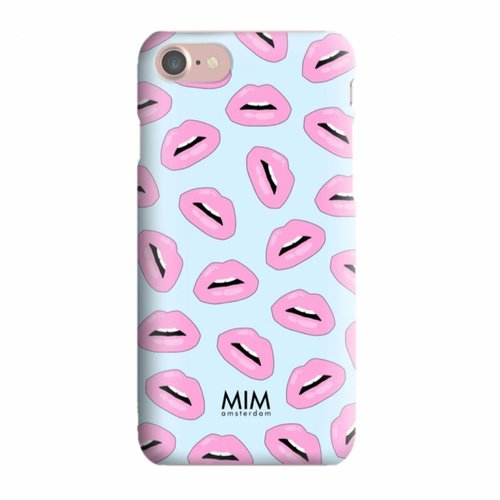 BLUE KISS - MIM HARDCASE (last chance to buy)