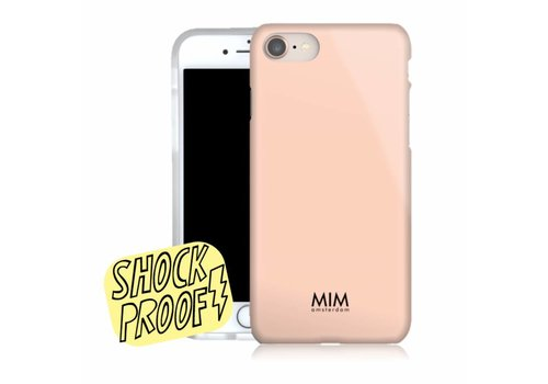 MATTE PEACH - MIM SOFTCASE  (last chance to buy)
