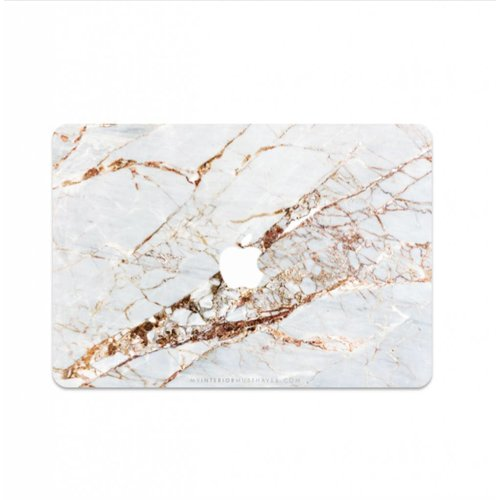 GOLDEN MARBLE - MIM LAPTOP STICKER