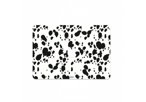 SPOTTY DALMATION - MIM LAPTOP STICKER (last chance to buy)