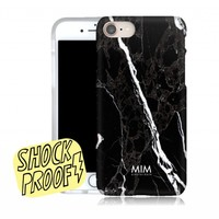 CARBON MARBLE - MIM SOFTCASE (SHOCKPROOF)