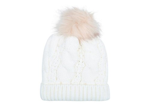 PERFECT BEANIE OFF WHITE