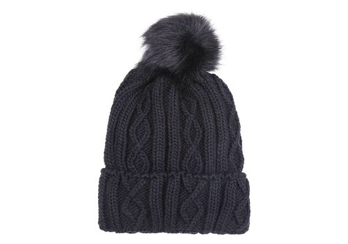 PERFECT BEANIE BLACK (UITVERKOCHT)