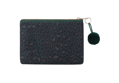 MIM GREEN SAFARI MAKE-UP BAG