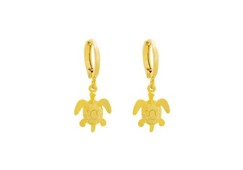 MIM TURTLE EARRINGS