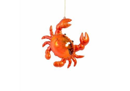 MIM Crab Christmas Ball