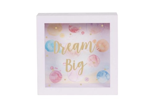 MIM DREAM BIG MONEY BOX