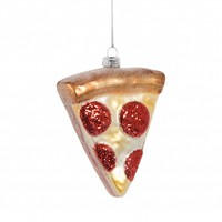 Pizza Slice Christmas Party