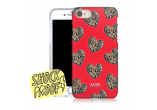 JUNGLE HEARTS - MIM SOFTCASE