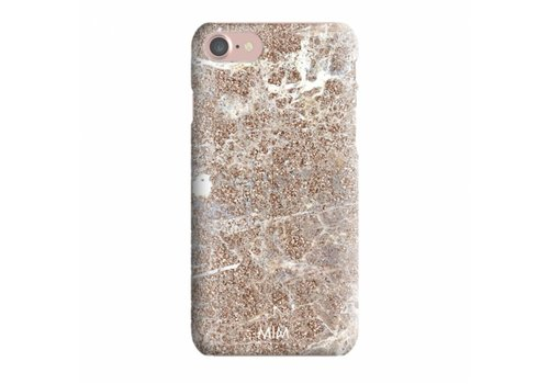TAUPE SPARKLES - MIM HARDCASE (last chance to buy)