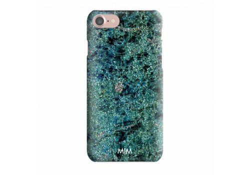 GREEN SPARKLES - MIM HARDCASE  (last chance to buy)