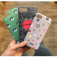 HAPPY STARS - MIM SOFTCASE (shockproof)