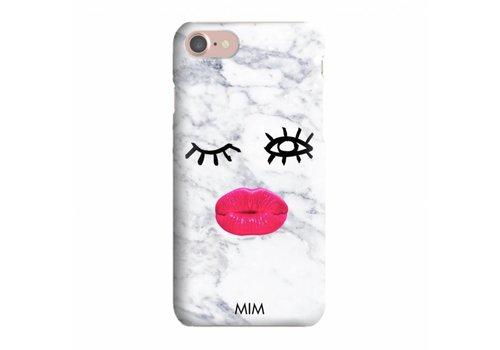 MIM MARBLE KISS - MIM HARDCASE (last chance to buy) UITVERKOCHT