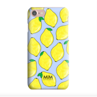 WHEN LIFE GIVES U LEMONS - MIM HARDCASE