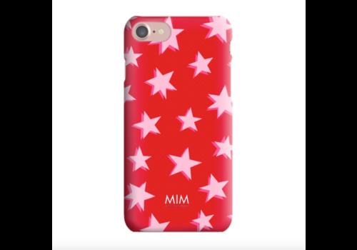MIM SKY FULL OF STARS RED - MIM HARDCASE