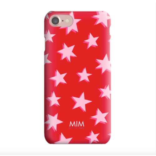 SKY FULL OF STARS RED - MIM HARDCASE