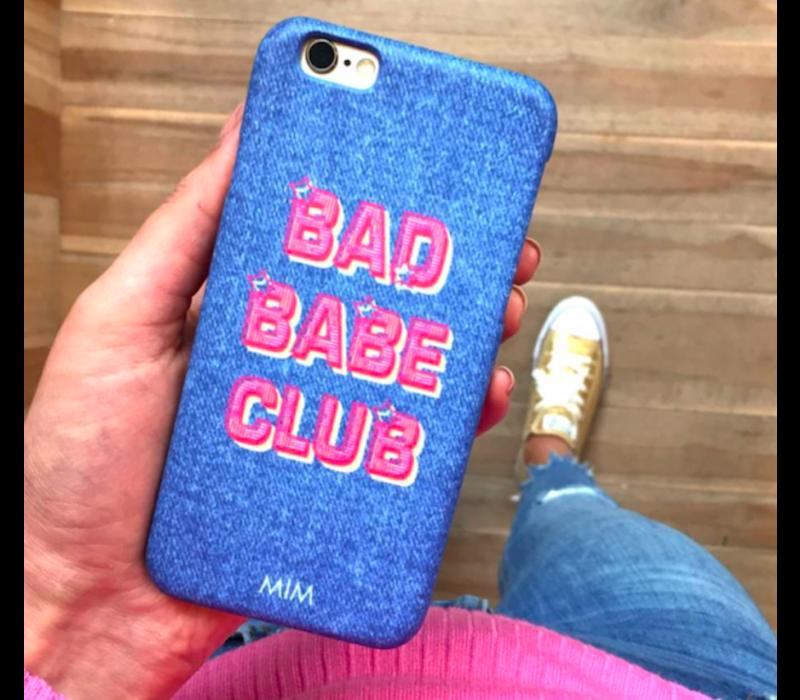 BAD BABE CLUB - MIM HARDCASE
