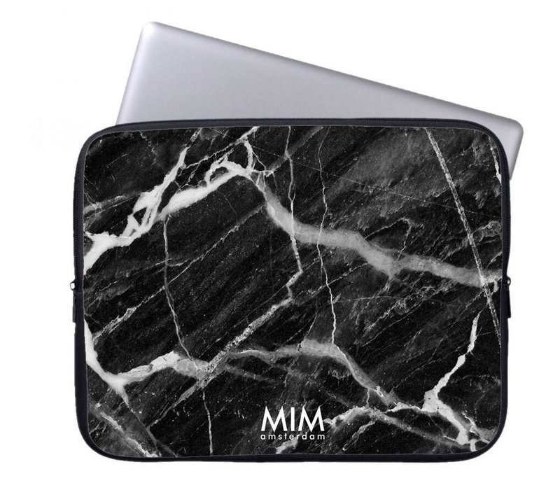 DARK AND STROMY - MIM LAPTOP SLEEVE
