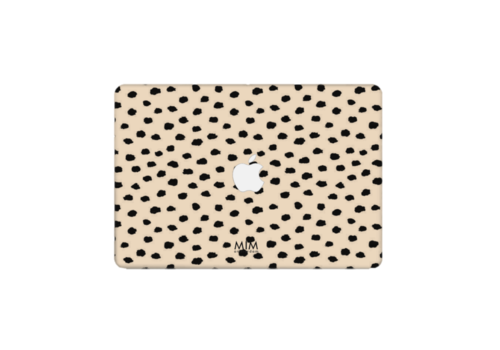 SPOTTY DOTTY - MIM LAPTOP STICKER