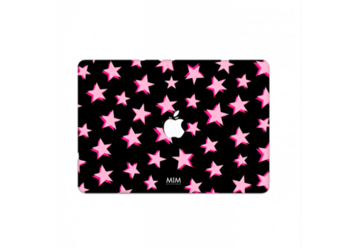 SKY FULL OF STARS BLACK - MIM LAPTOP STICKER