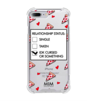 NO NEED FOR A LOVER - MIM TRANSPARANT SOFTCASE