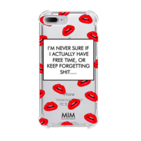FORGETTING SH*T - MIM TRANSPARANT SOFTCASE