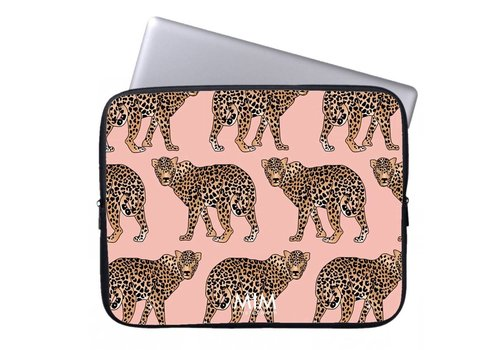 CHEEKY CHEETAH - MIM LAPTOP SLEEVE