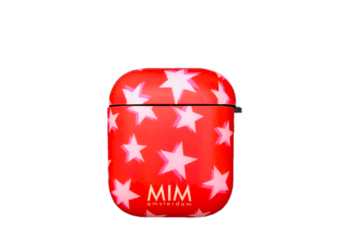 SKY FULL OF STARS RED - MIM AIRPOD CASE