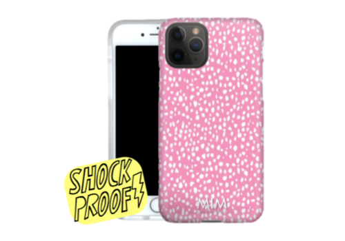MIM PINK BABY DOTS  - MIM SOFTCASE