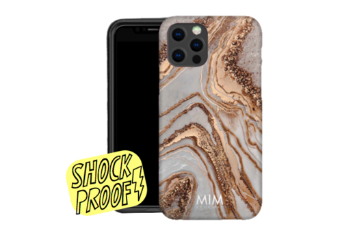 GLAMOUR MARBLE - MIM SOFTCASE (glossy)