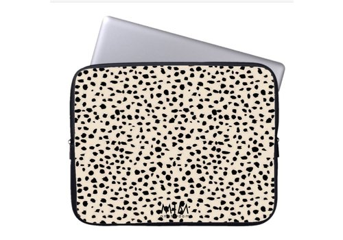 SPOTTY DOTTY - MIM LAPTOP SLEEVE
