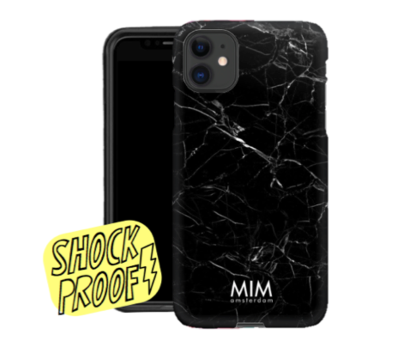 ICONIC MARBLE - MIM SOFTCASE (glossy)
