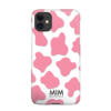 OH MY COW PINK - MIM HARDCASE